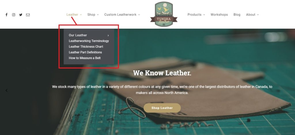 All the leatherworking knowledge you didnt know you needed subscribe to receive special offers and exclusive invites to upcoming events stopboris Choice Image